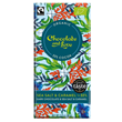 Chocolate and Love Sea Salt & Caramel Dark Chocolate - 80g Bar