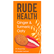 Rude Health Ginger & Turmeric Oaty Biscuits - 200g