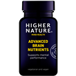 Higher Nature Brain Nutrients - 180 Vegicaps - Best before date is 28th February 2018