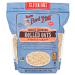 Bob`s Red Mill Quick Cooking Pure Oats - 400g
