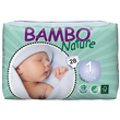 Bambo Nature Newborn (Size 1) - 28 Nappies