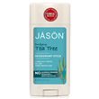 Jason Purifying Tea Tree Deodorant Stick - 71g