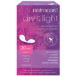 Natracare Dry & Light Pads - Light Incontinence - 20 Pack
