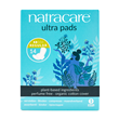 Natracare Organic Ultra Pads With Wings (Regular) - 14 Pack
