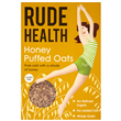 Rude Health Honey Puffed Oats - 240g