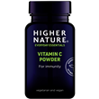 Higher Nature Buffered Vit C - For Immunity - 60g Powder