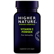 Higher Nature Buffered Vit C - For Immunity - 180g Powder