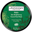 Antipodes Organic Halo Skin-Brightening Facial Mud Mask - 75g