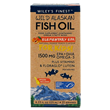 Wiley`s Finest Wild Alaskan Fish Oil Elementary EPA for Kids - 125ml