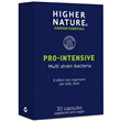 Higher Nature Pro-Intensive Multi Strain Bacteria - 30 Capsules