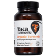 TAKA Turmeric with Black Pepper Extract - 120 Capsules