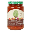 Tree of Life Organic Vegetable Bolognese Pasta Sauce - 350g