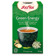 Yogi Tea Organic Green Energy - 17 Teabags