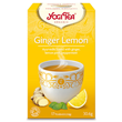 Yogi Tea Organic Ginger Lemon - 17 Teabags