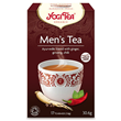 Yogi Tea Organic Men`s Tea - 17 Teabags