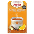 Yogi Tea Organic Ginger Orange & Vanilla - 17 Teabags