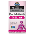 Garden of Life Microbiome Formula - Once Daily Women's - 30 Vegicaps