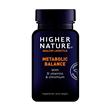 Higher Nature Metabolic Balance Metabolism Support - 90 Vegicaps