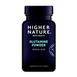 Higher Nature Glutamine Amino Acid - 100g Powder