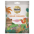 Biona Organic Sour Snakes - 75g