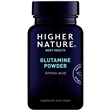 Higher Nature Glutamine Amino Acid - 200g Powder