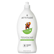 ATTITUDE Washing Up Liquid - Green Apple & Basil - 700ml