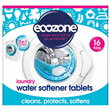 Ecozone Laundry Water Softener Tablets - 16 Pack