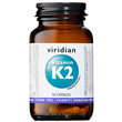 Viridian Vitamin K2 - 30 Vegicaps