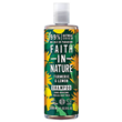Faith in Nature Turmeric & Lemon Shine-Boosting Shampoo for All Hair Types - 400ml