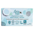 Lucy Bee Organic Fragrance Free Natural Soap - 150g