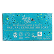 Lucy Bee Organic Spearmint, Basil & Clove Exfoliating Bar Soap - 150g