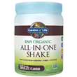 Garden of Life Raw Organic All-In-One Shake - Chocolate - 509g Powder