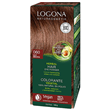 LOGONA Herbal Hair Colour Powder - 060 Nut Brown - 100g