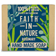 Faith in Nature Rosemary Bar Soap - 100g