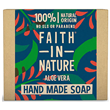 Faith in Nature Aloe Vera Bar Soap - 100g