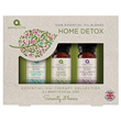 Aroma Home Essential Oil Collection - Home Detox - 3 x 9ml