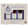 Aroma Home Essential Oil Collection - Home Cleanse - 3 x 9ml