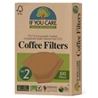 If You Care Coffee Filters No.2 Small - 100 Filters
