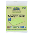 If You Care 100% Natural Sponge Cloths - 5 Pack