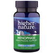 Higher Nature Menophase - 30 Vegicaps