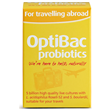 OptiBac Probiotics For Travelling Abroad - 20 Capsules