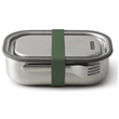 Black+Blum Stainless Steel Lunch Box Large - Olive