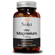 Solo Nutrition Ultra Magnesium - 60 Vegicaps