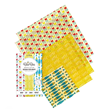 BeeBee Wraps - The Family Collection Beeswax Wraps (Tulip, Wheat, Sardine designs)