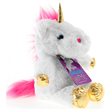 Aroma Home Snuggable Fantasy Hottie - White Unicorn