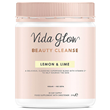 Vida Glow Lemon & Lime Beauty Cleanse Powder - 210g