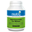 Nutri Advanced Multi Essentials for Women - 60 Tablets