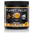 Planet Paleo Golden Turmeric Bone Broth Collagen Protein - 225g Powder