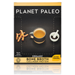 Planet Paleo Golden Turmeric Bone Broth Collagen Protein Powder - 10 Sachets