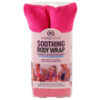 Aroma Home Soothing Body Wrap - Lavender Fragrance - Pink